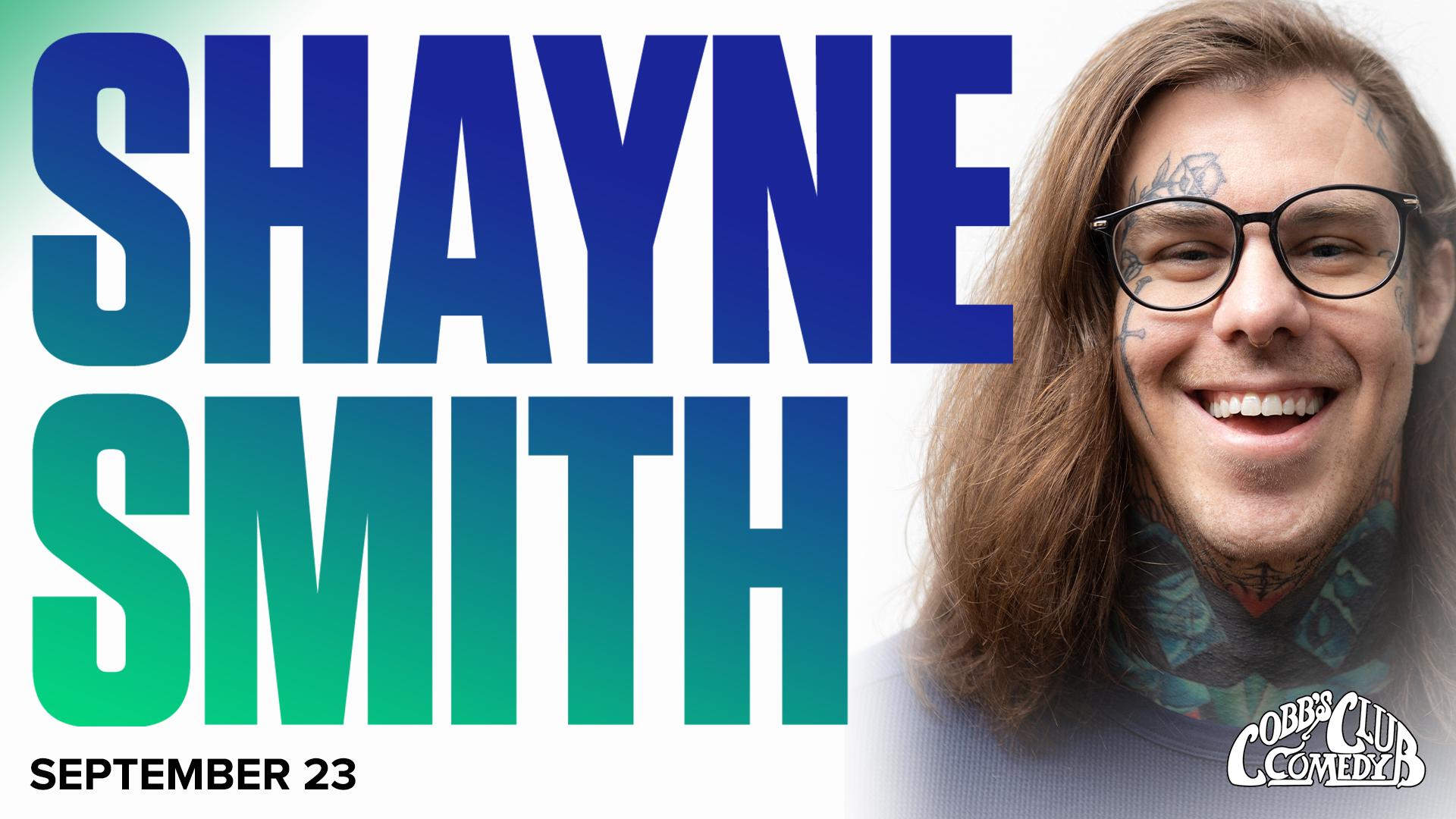 Shayne Smith