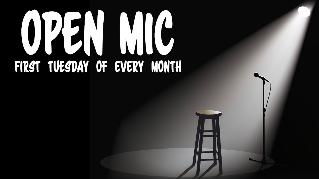 Cobb's Open Mic Night