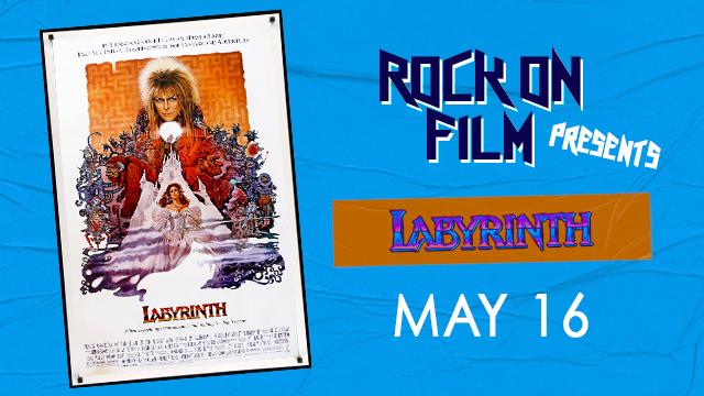 Rock On Film Series - Labyrinth