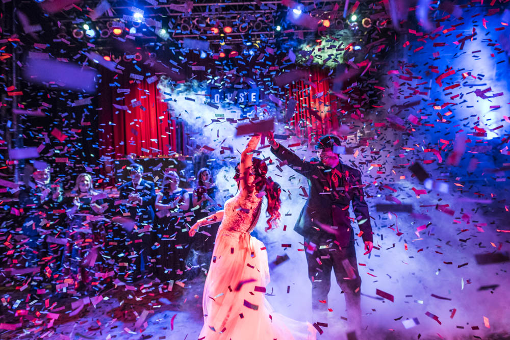 House of Blues Anaheim Wedding