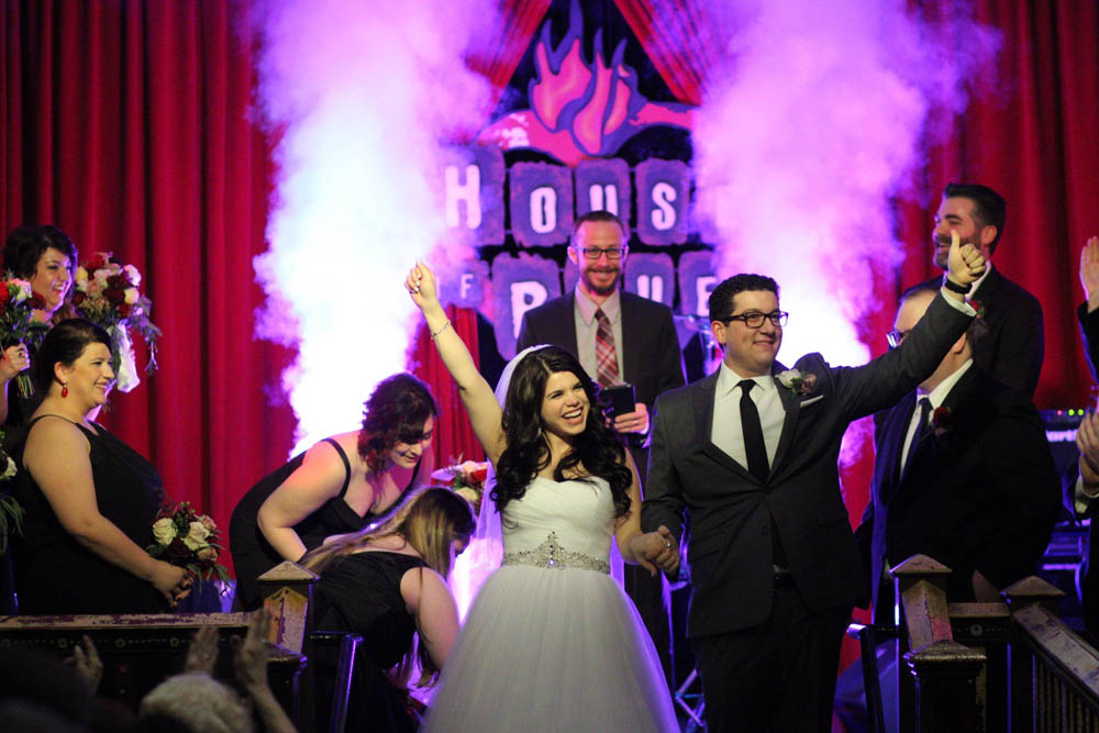 House of Blues Chicago Wedding