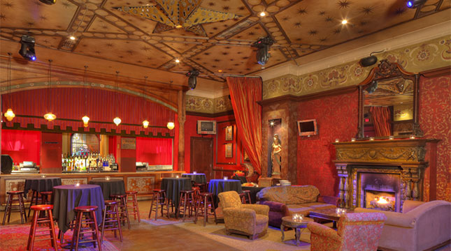 The Cambridge Room House Of Blues Seating