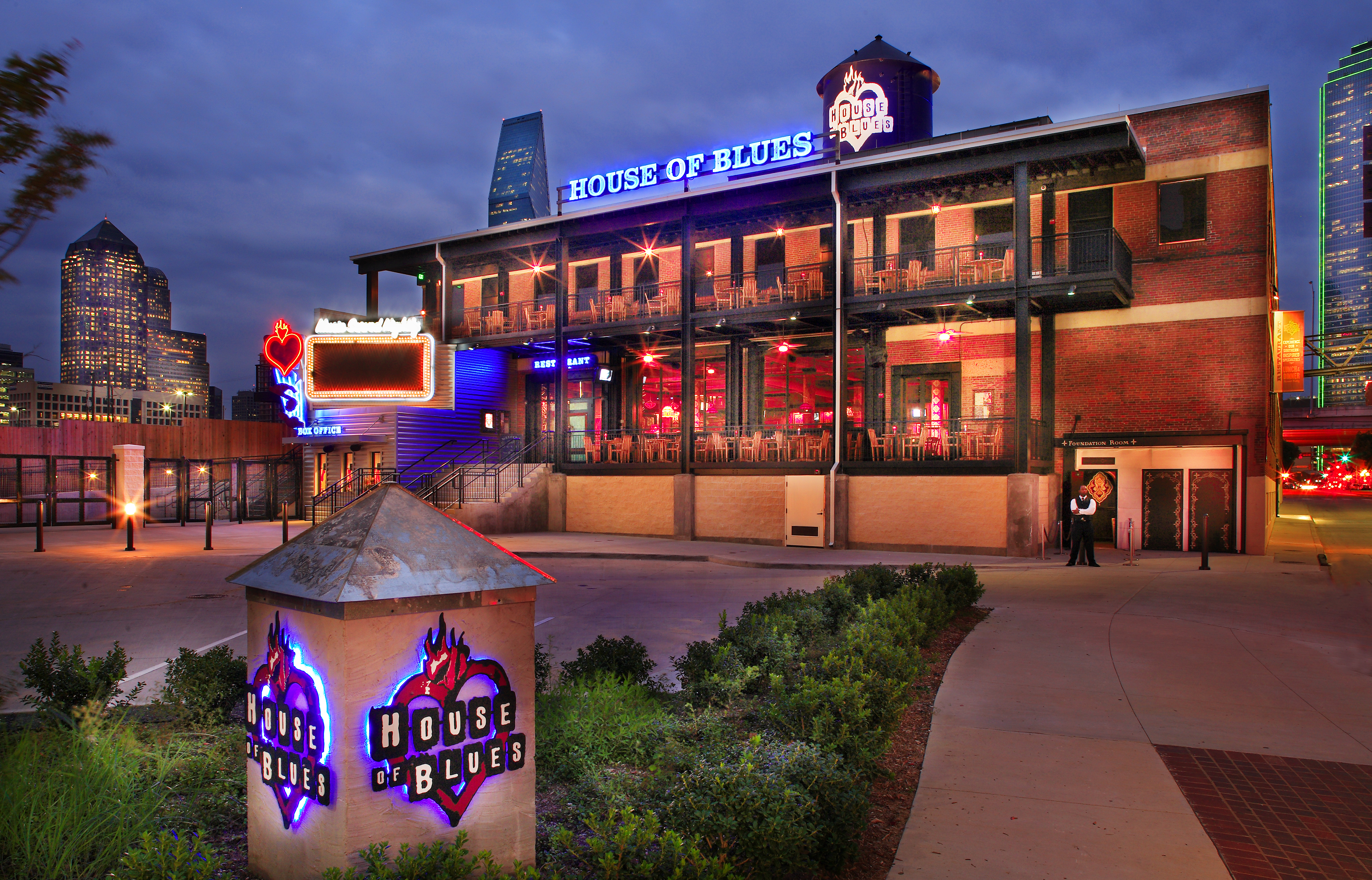 house of blues dallas