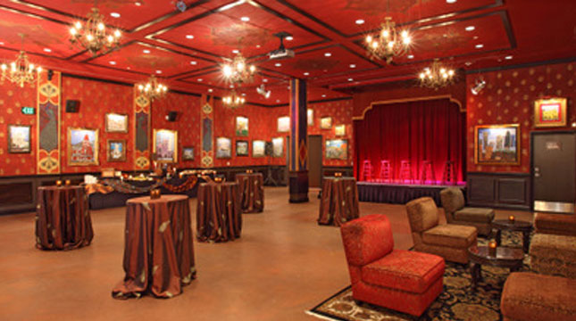 House Of Blues Houston Foundation Room Cost