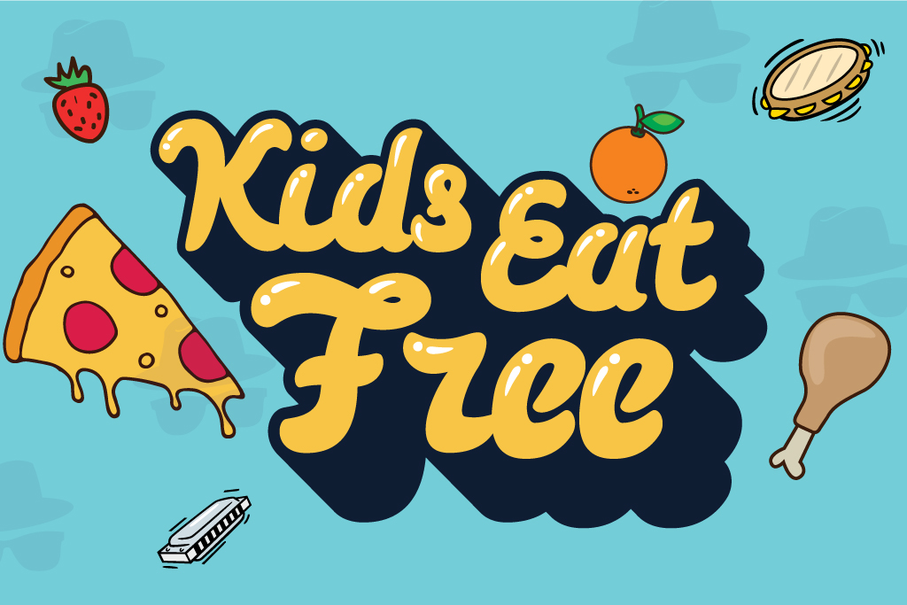 When All Kids Eat For Free >> Kids Eat Free Las Vegas Your Guide To Every Day Dining With The Family