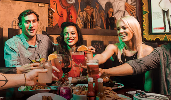 Savor Cal-Mediterranean favorites and sip on refreshing craft beers and signature cocktails at this Downtown Disney® al fresco destination. Bar snacks, crisp salads and decadent burgers seared a la plancha provide a taste of Spain adjacent to Disneyland. Make sure to save room for the homemade ice cream sandwiches, floats and shakes.</p>.