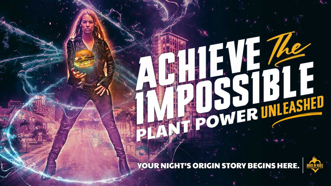Achieve The Impossible, Plant Power Unleashed
