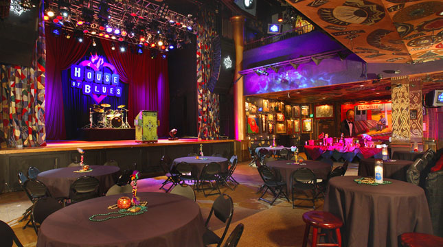 House Of Blues San Diego Delta Room