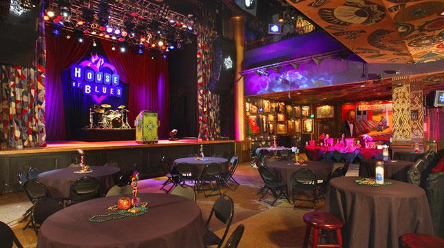 San Diego House Of Blues Voodoo Room