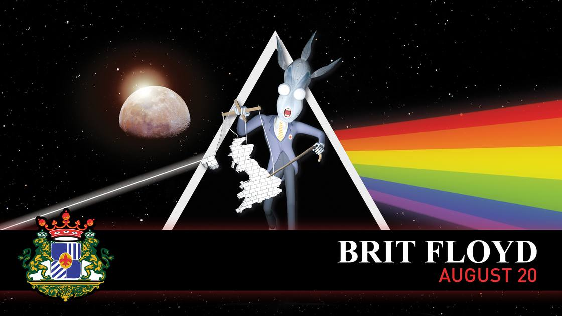 [NEW DATE] Brit Floyd: The World's Greatest Pink Floyd Show - Ec
