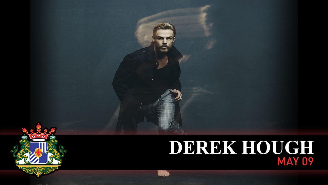 DerekHough:Live!TheTour