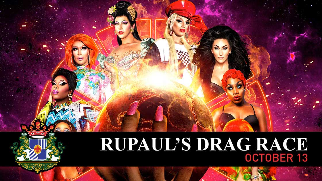 RuPaul'sDragRace:WerqtheWorldTour2019