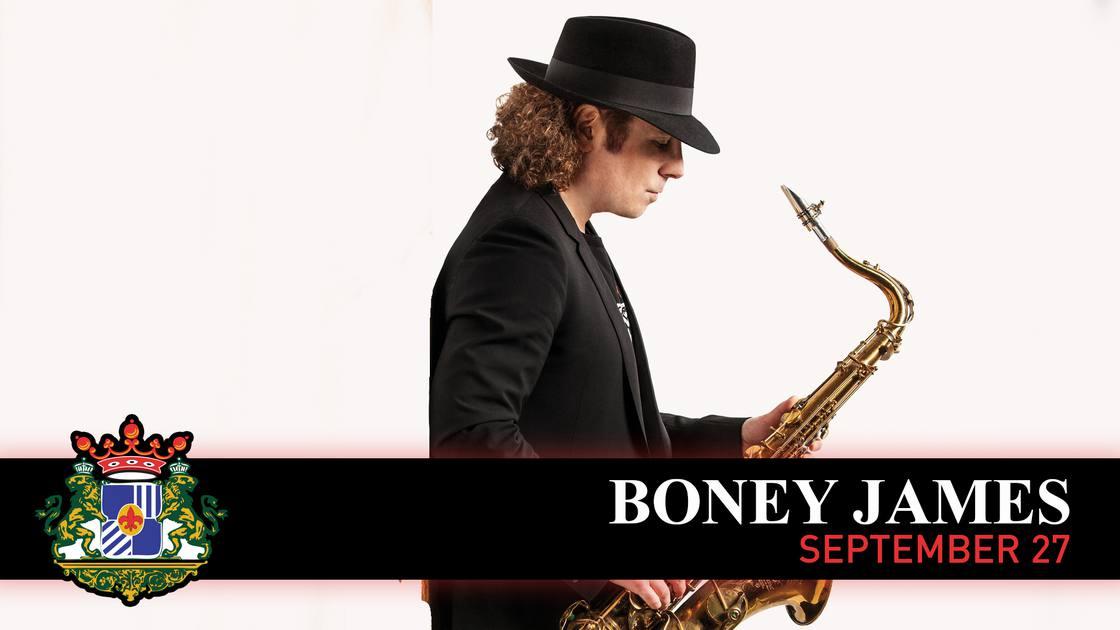 Boney James: Solid Tour 2020