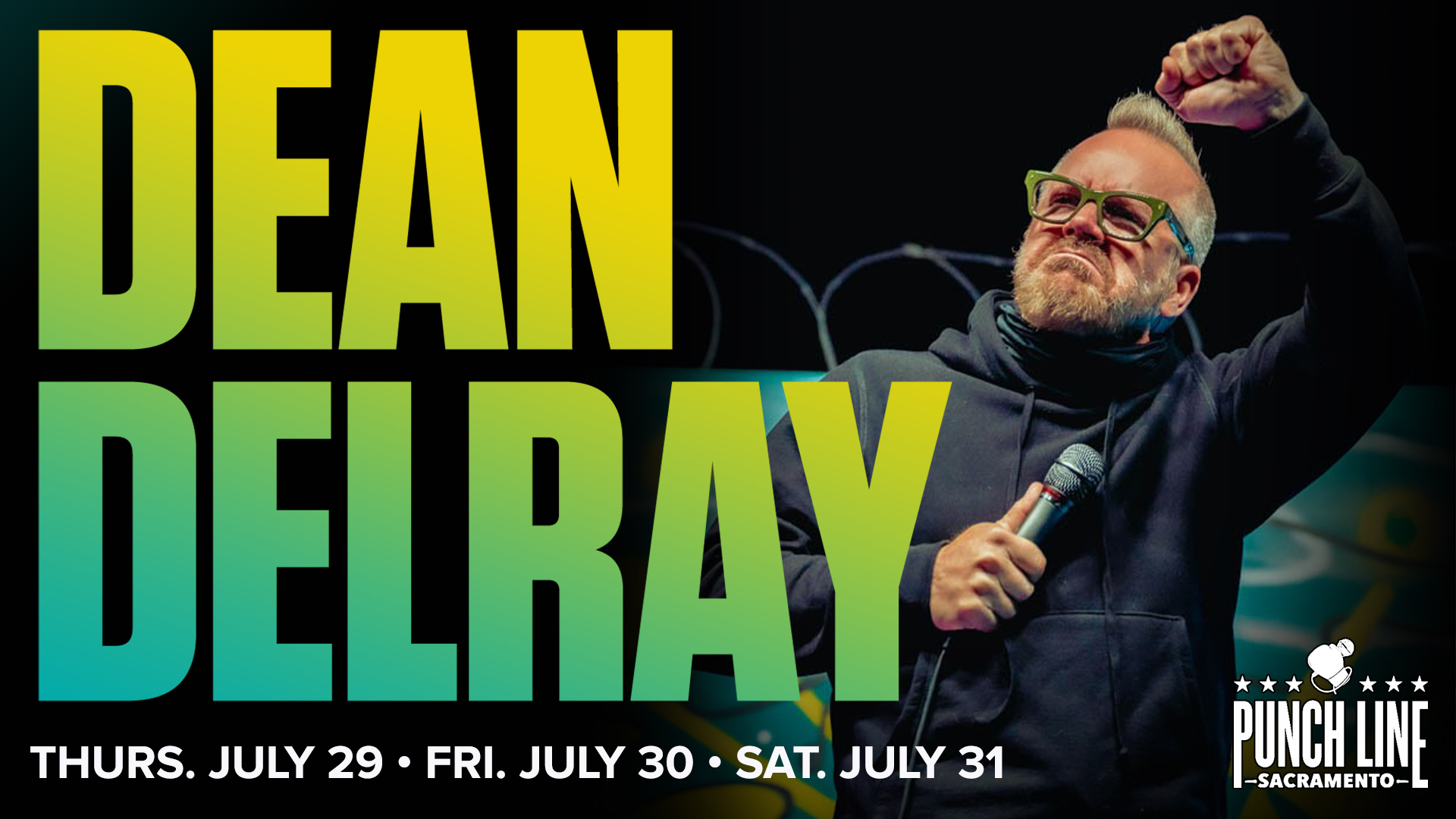 Dean Delray