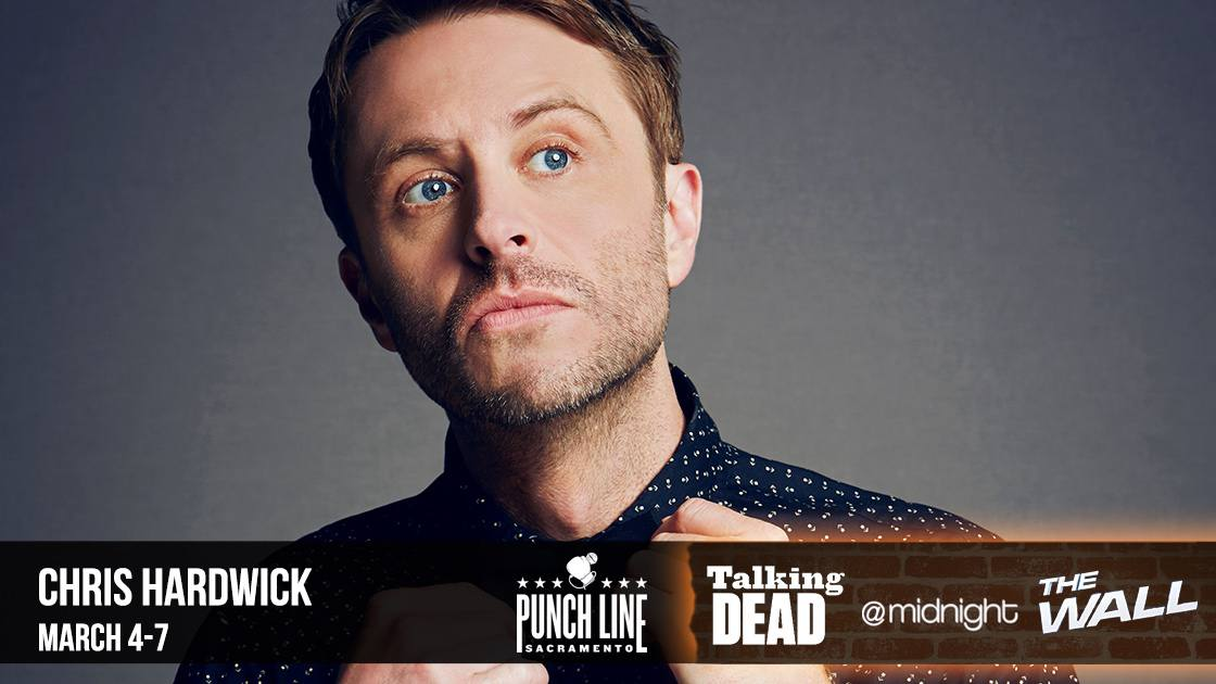 Punch Line SAC Chris Hardwick