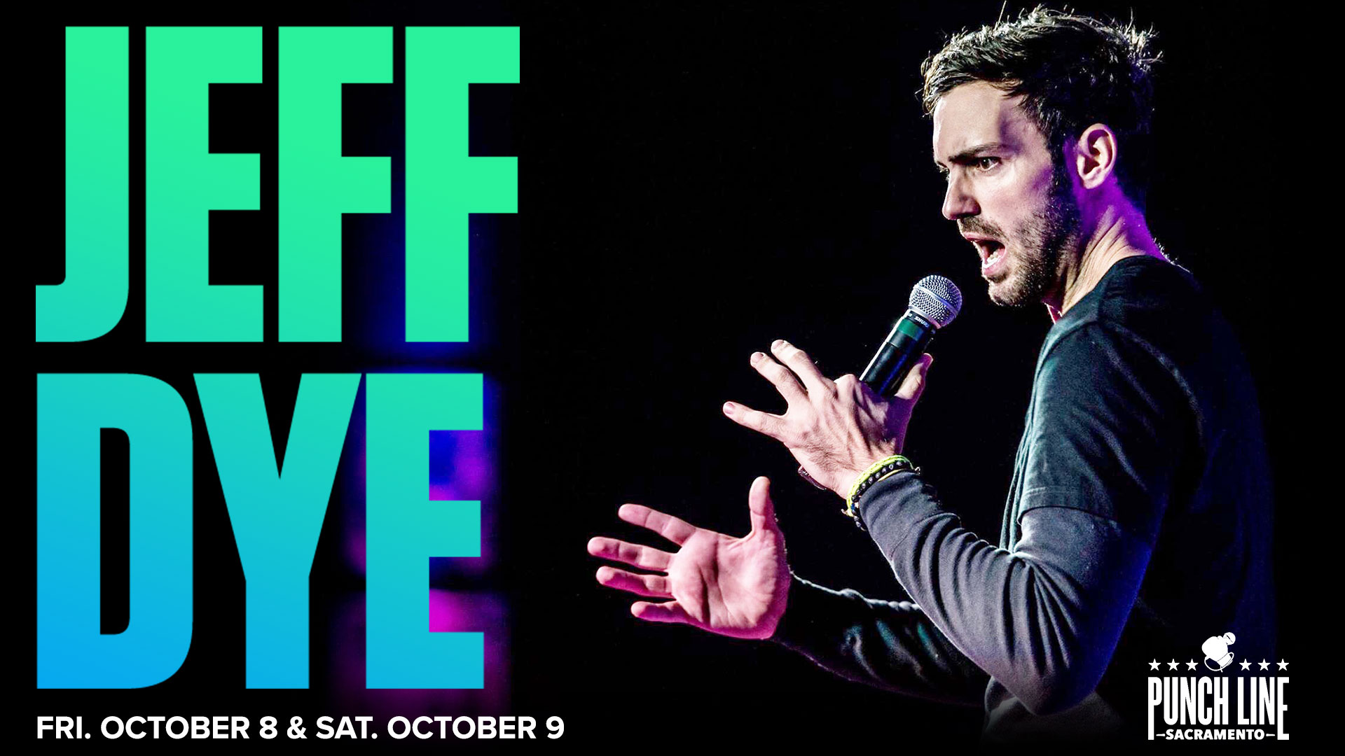 Jeff Dye