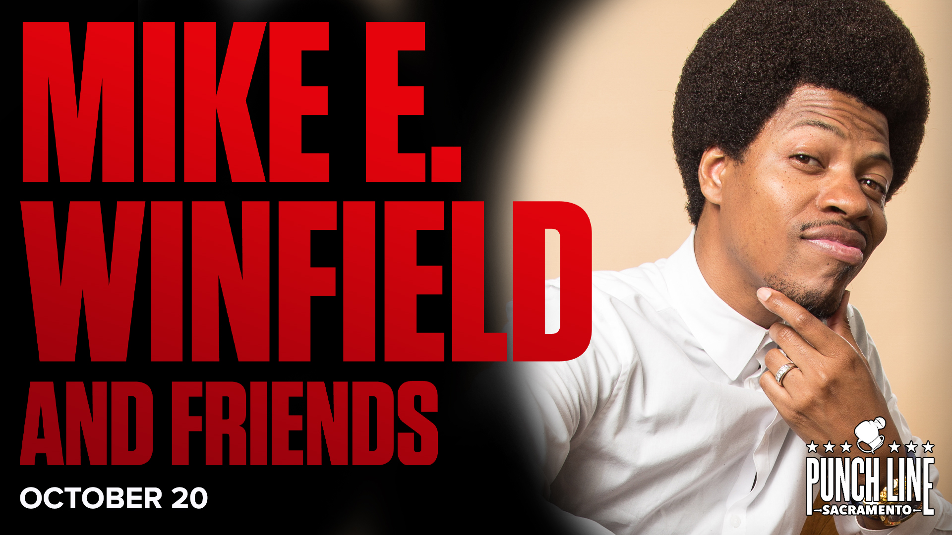 Mike E. Winfield and Friends
