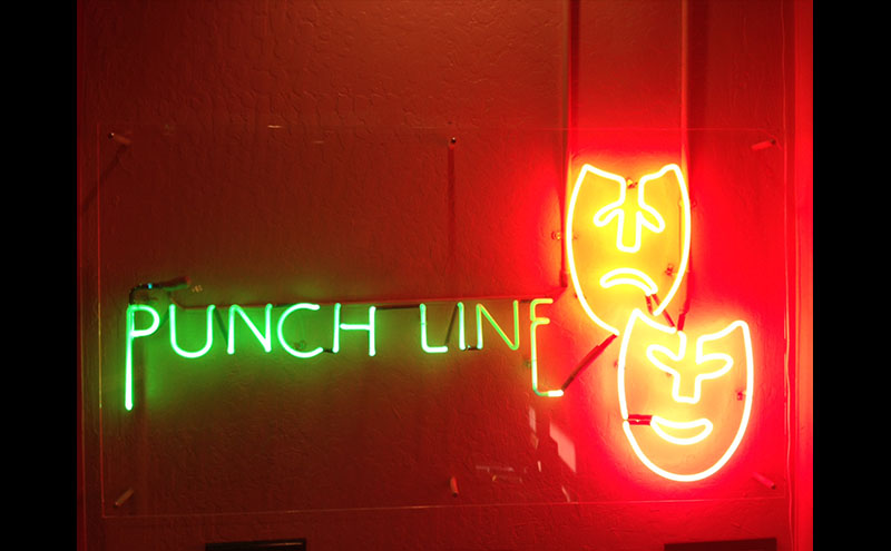 Punch Line SF  Gallery Image