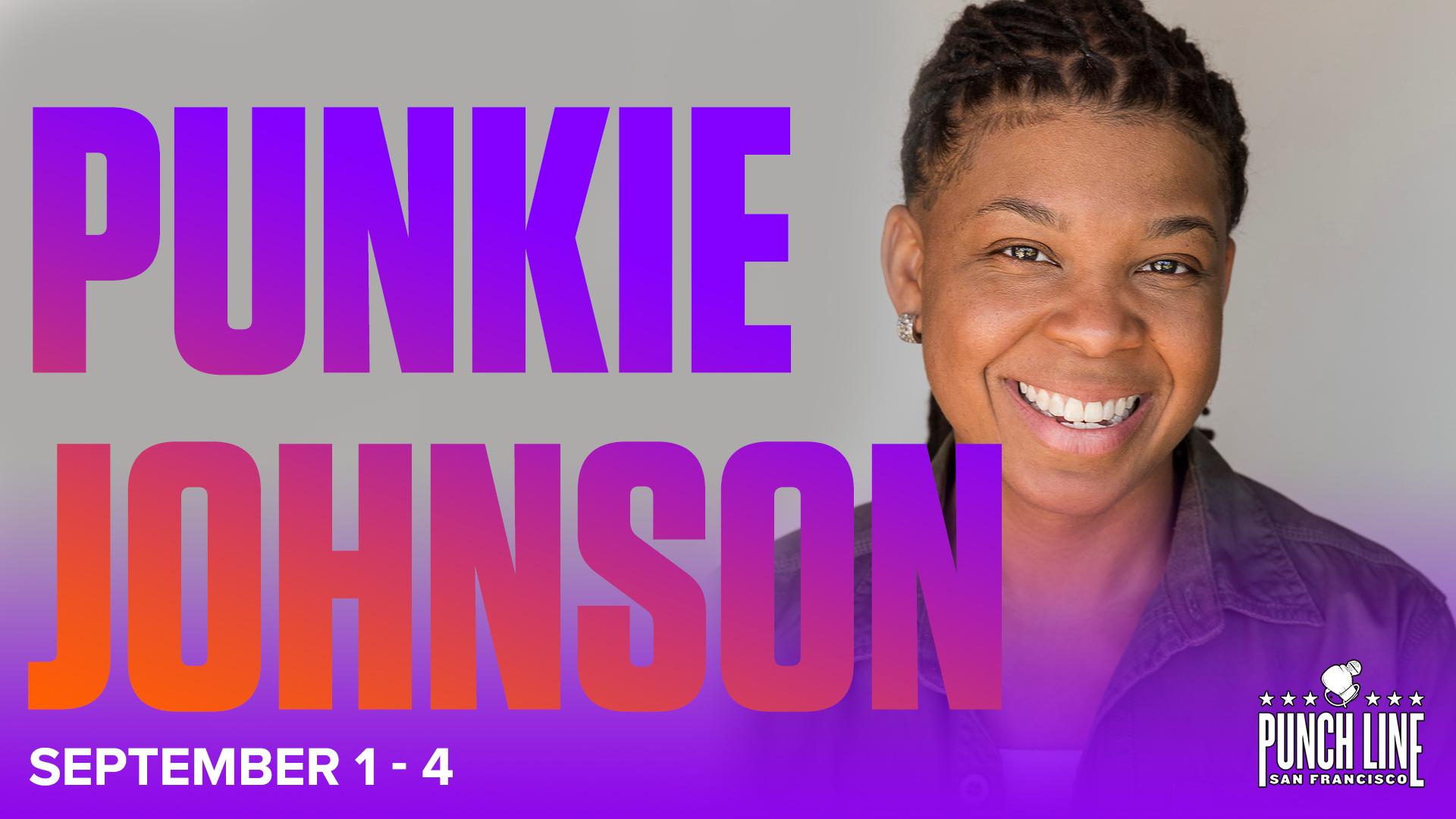 Punkie Johnson