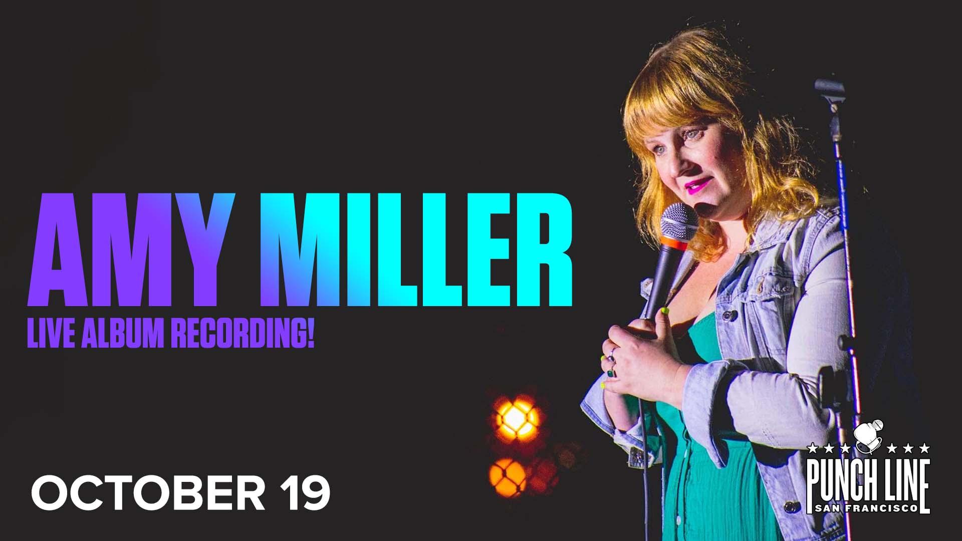 Amy Miller Album Recording