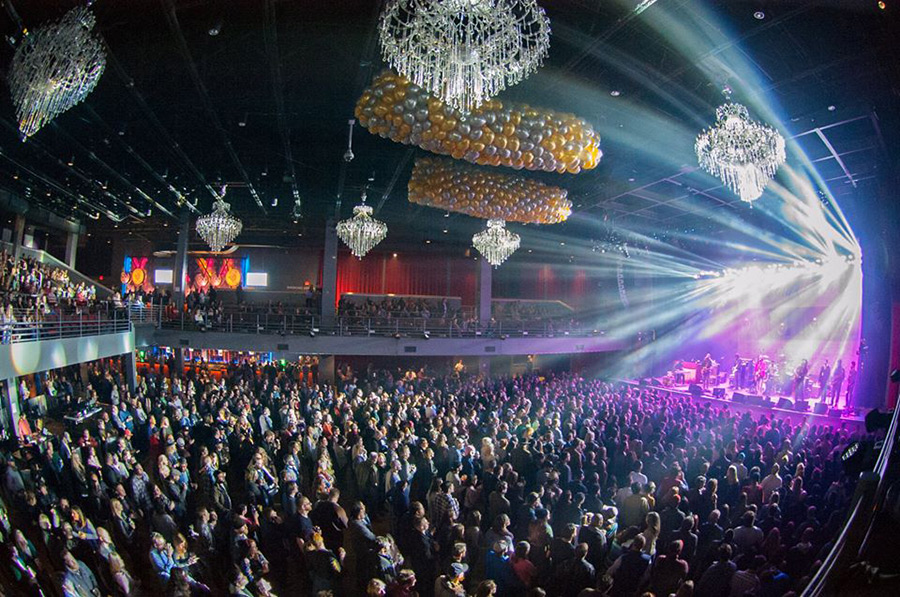 Coca Cola Roxy Concert Venue Sold Out