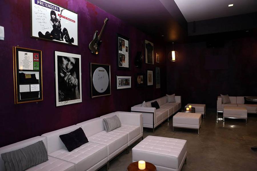 Coca Cola Roxy Lounge Room