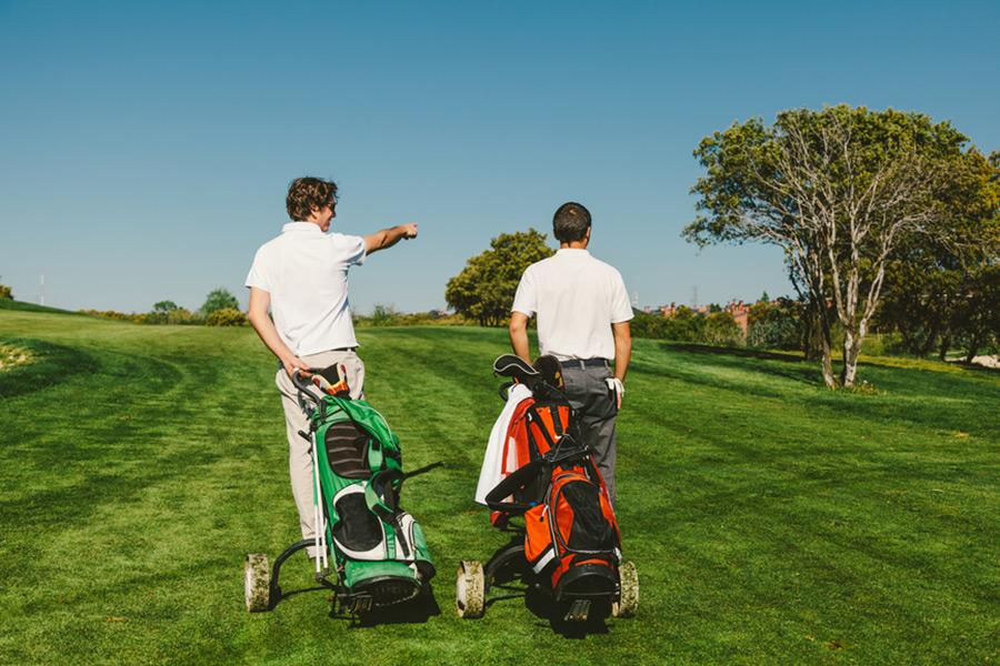 Two Guys Golfing 3B