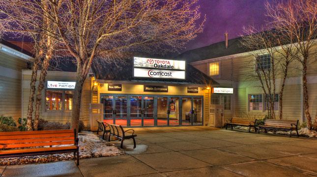 Oakdale Theatre Gallery Image